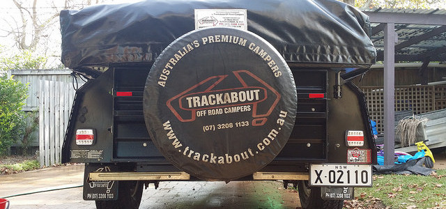Our Trackabout – FOR SALE!