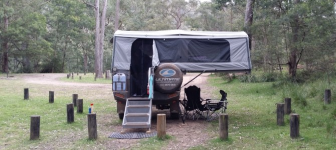 Deua River Campground