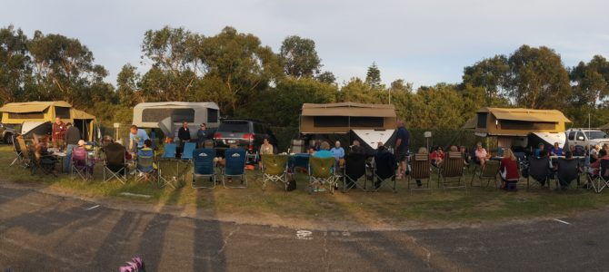 Ultimate Muster NSW – Hawks Nest Beach Caravan Park