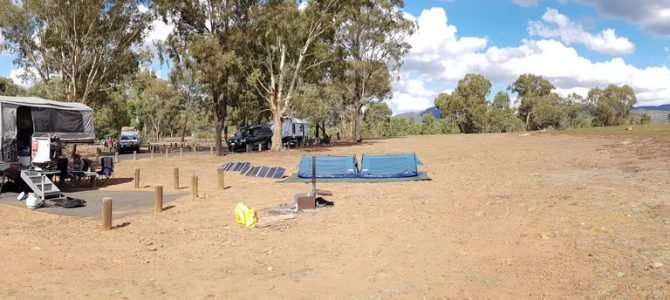 Camp Blackman – Warrumbungles
