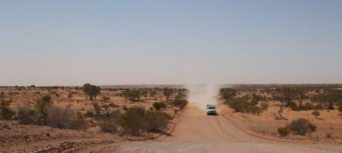 Montecollina Bore – Strezlecki Desert